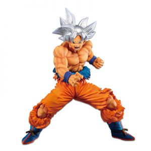 Figura Goku UI Ichibansho Banpresto Vs Omnimus