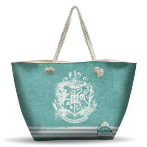 Bolsa playa Harry Potter Hogwars
