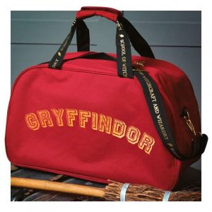 Bolsa deporte Gryffindor Harry Potter red 50cm