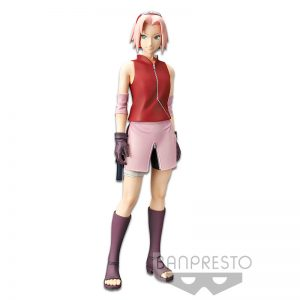 Figura Sakura Naruto Shippuden Grandista Shinobi Relations