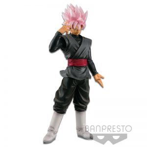 Figura Black Goku SS Rose Grandista Resolution of Soldiers
