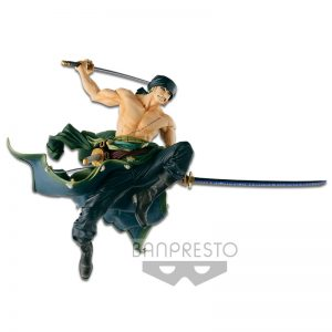 Figura Zoro World Figure Colosseum One Piece
