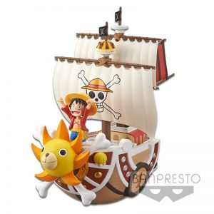 Thousand Sunny One Piece Mega World Collectable Figure Special!!