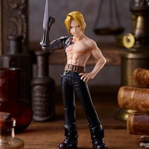 Figura Edward Elric Pop Up Parade Full Metal Alchemist