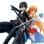 Figura Lucrea Kirito & Asuna 10th Anniversary Sword Art Online