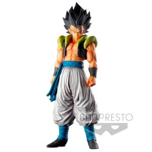 Figura Gogeta Super Master Stars Piece Dragon Ball Super 34cm