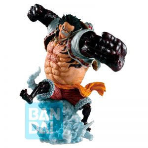 Figura Ichibansho Boundman Luffy Gear 4 One Piece