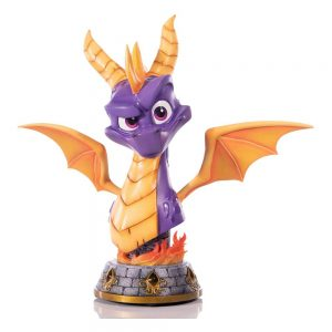 Busto Spyro Reignited Trilogy Grand Scale Firts 4 Figures
