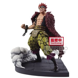 Figura Eustass Kid Log File Selection Worst Generation One Piece