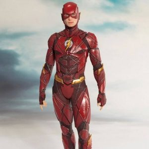 Figura Flash ARTFX Kotobukiya Justice League DC Comics