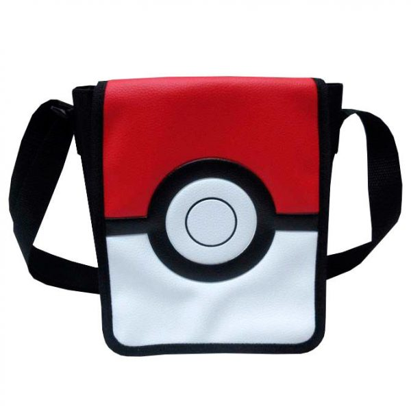Bandolera Pokeball Pokemon