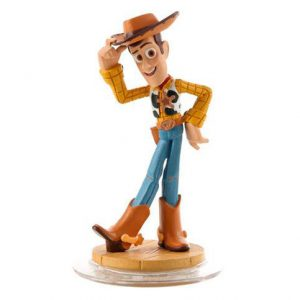 Blister figura Woody Toy Story Disney