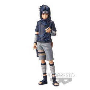 Sasuke Nero Grandista Vol.2 Naruto Shippuden Banpresto