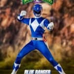 Figura Blue Ranger Threezero Power Rangers Mighty Morps