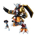 Wargreymon & Taichi Precious G.E.M. Megahouse Digimon Adventure