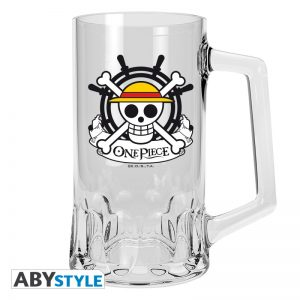 Jarra One Piece Emblem of Luffy's Crew Abystyle