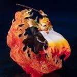 Kyojuro Rengoku Flame Breathin Kimetsu No Yaiba Figuarts Zero