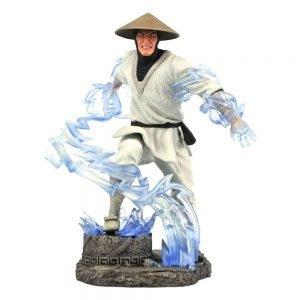 Figura Raiden Mortal Kombat 11 Diamond Select Gallery