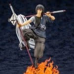 Shinmon Benimaru Fire Force ARTFXJ Kotobukiya Bonus Edition