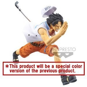 Figura Ace A Piece of Dream (Special Color) One Piece