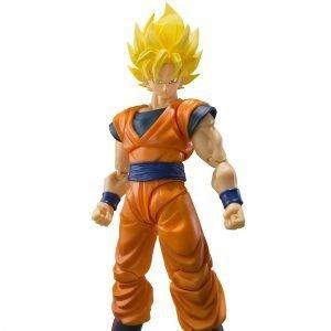 Figura Son Goku Full Power S.H. Figuarts Dragon Ball Z