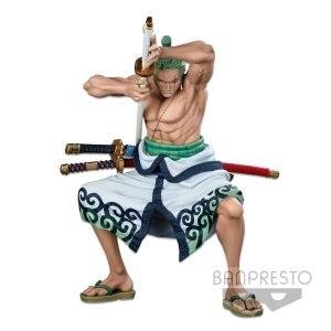 Zoro Brush Super Masters Star Piece Banpresto World Colosseum 3 One Piece