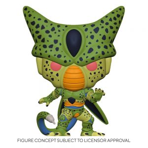 Cell Dragon Ball Z Funko POP! Animation Vinyl