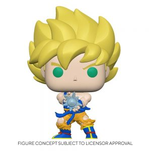 Goku Kamehameha Dragon Ball Z Funko POP! Animation Vinyl