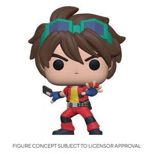 Dan Bakugan Funko POP! Animation Vinyl