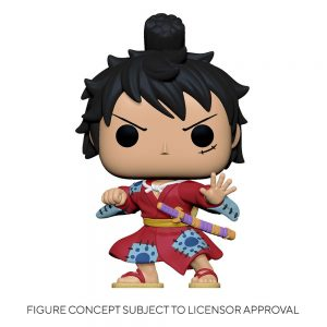 Luffytaro One Piece Funko POP! Animation Vinyl