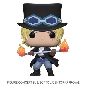 Sabo One Piece Funko POP! Animation Vinyl
