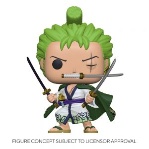 Zorojuro One Piece Funko POP! Animation Vinyl