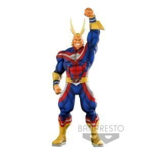 All Might World Figure Colosseum SMSP Brush My Hero Academia