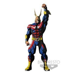 All Might Super Master Star Piece Two Dimensions My Hero Academia