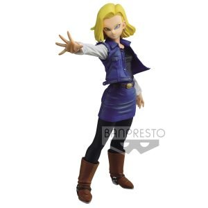 Dragon Ball Z Match Makers Android 18 Banpresto