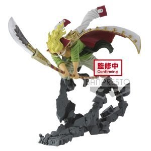 Edward Newgate Manhood Banpresto One Piece Ver. A