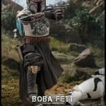 Boba Fett Star Wars The Mandalorian Hot Toys