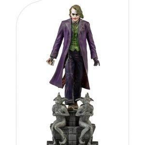 El Caballero oscuro Estatua 1/10 Deluxe Art Scale The Joker