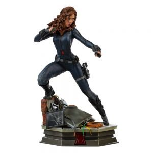 Black Widow Vengadores Infinity War Estatua Legacy 1/4
