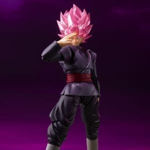 Black Goku Super Saiyan Rose S.H. Figuarts Dragon Ball Super