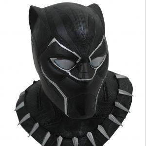 Busto Resina Black Panther Marvel Studios