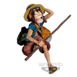 Chronicle Figure Colosseum Monkey D. Luffy One Piece Vol. 1