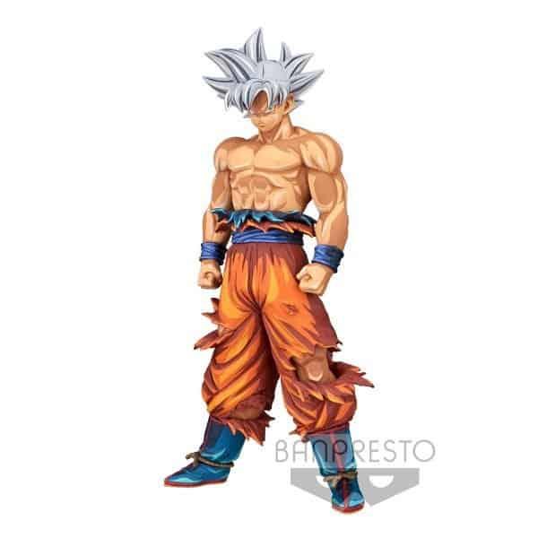 Son Goku UI Grandista Manga Dimensions Dragon Ball Super