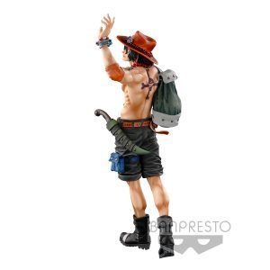 Portgas D. Ace The Brush Super Master Stars Piece One Piece