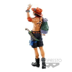 Portgas D. Ace Two Dimensions Super Master Stars Piece One Piece