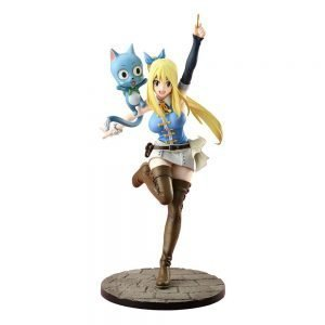 Fairy Tail Final Season Lucy Heartfilia Bellfine