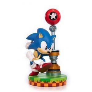 Sonic the Hedgehog First 4 Figures