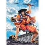 Kozuki Oden One Piece P.O.P. Megahouse