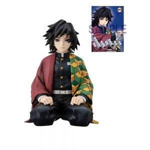 Giyu Tomioka Kimetsu no Yaiba Palm Size Edition Deluxe