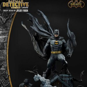 Batman Detective DC Comics #1000 Deluxe Version